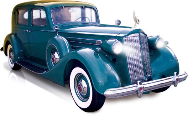 Classic Car Motor Oil
